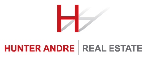 Hunter Andre Real Estate Mobile Retina Logo