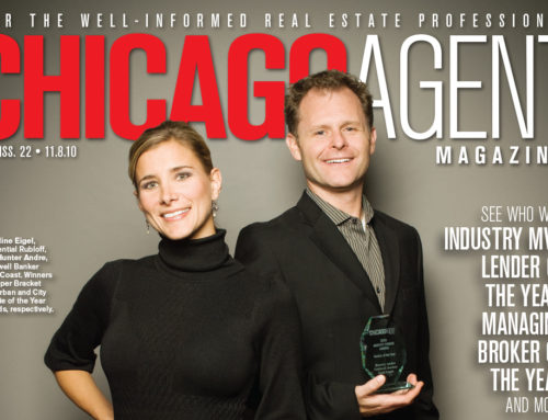 Chicago Agent Magazine's Rookie of the Year