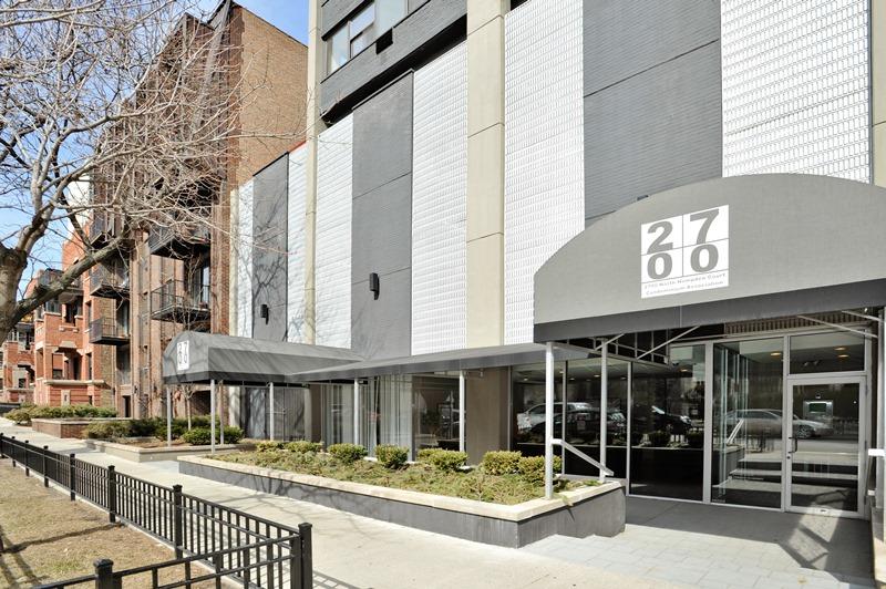 Lakeview - 2700 North Hampden Court Unit 6C, Chicago, IL 60614 - Front View