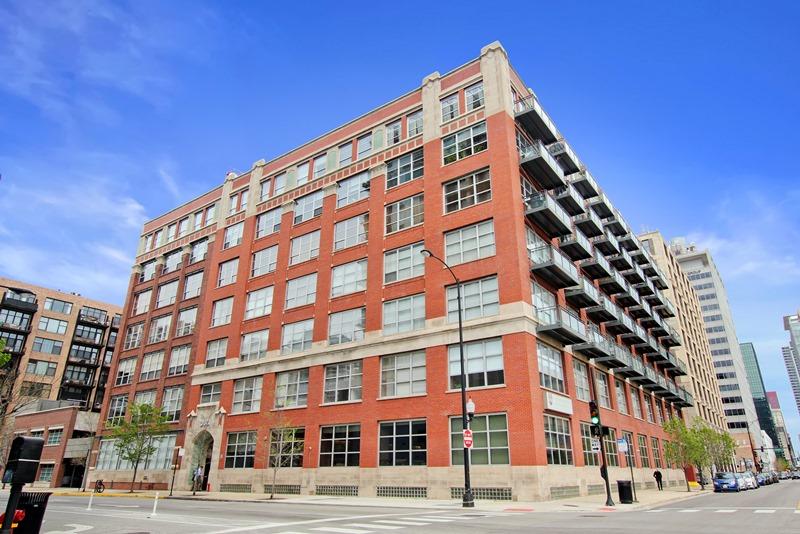 West Loop - 333 South Des Plaines Street Unit 409, Chicago, IL 60661 - Front View