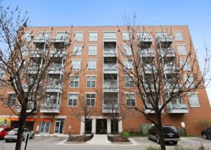 West Loop - 939 West Madison Street Unit 302, Chicago, IL 60607 - Front View