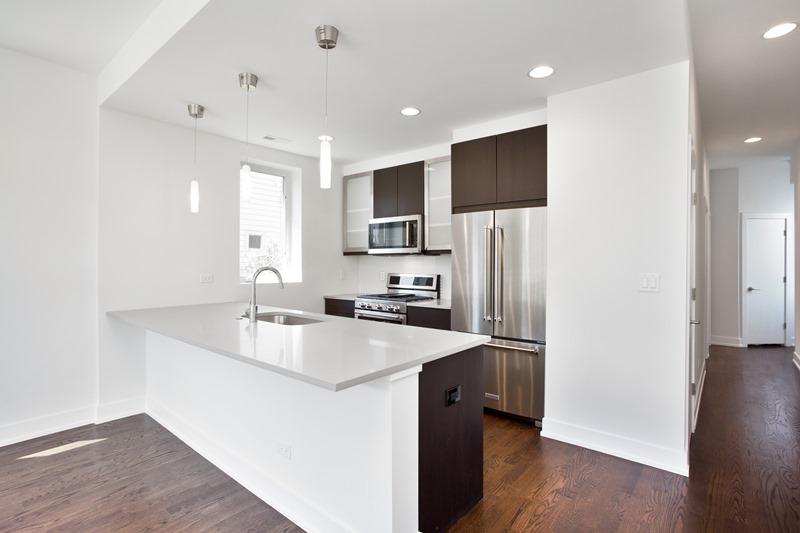 Humboldt Park - 1732 North California Avenue Unit 2 - Chicago, IL 60647 - Kitchen