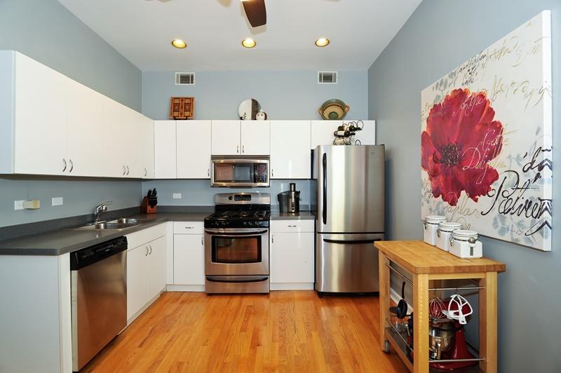 Buena Park - 4229 North Kenmore Avenue Unit 3S, Chicago, IL 60613 - Kitchen