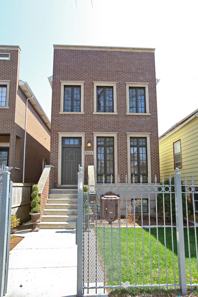 Bucktown - 1633 North Talman Avenue, Chicago, IL 60647 - Front View
