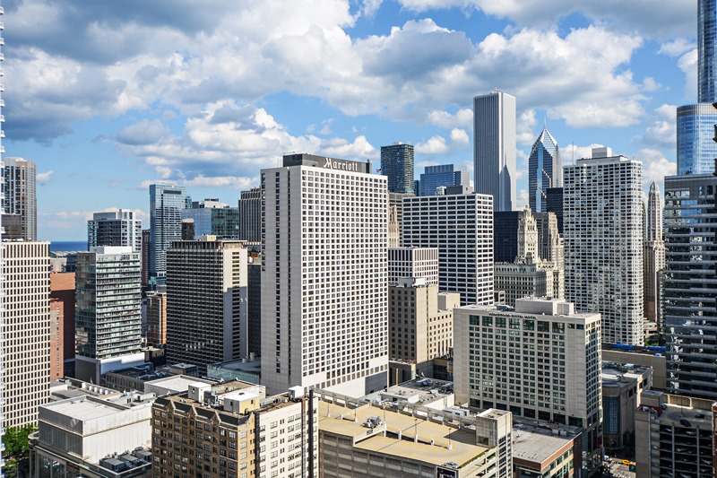 Streeterville - 2 East Erie Street Unit 3403, Chicago, IL 60611 - View