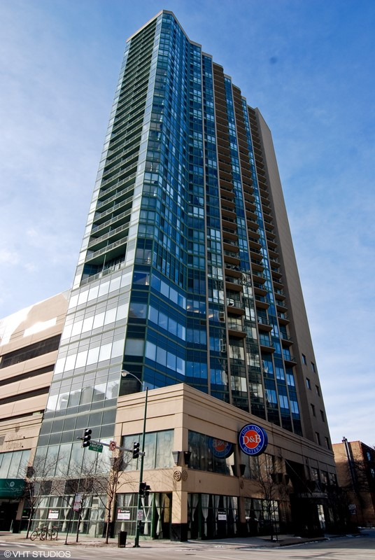 Gold Coast - 111 West Maple Street Unit 1204, Chicago, IL 60610 - Front View