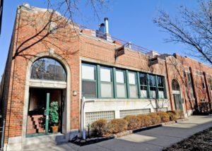 Wrigleyville - 1140 West Cornelia Avenue Unit A, Chicago, IL 60657 - Front View