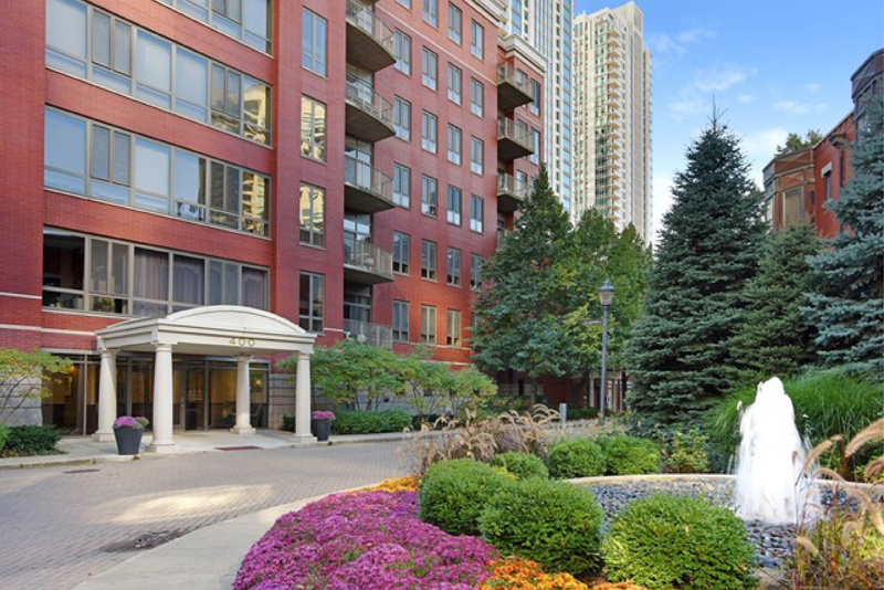 West Loop - 400 North Clinton Unit 202, Chicago, IL 60654 - Front View