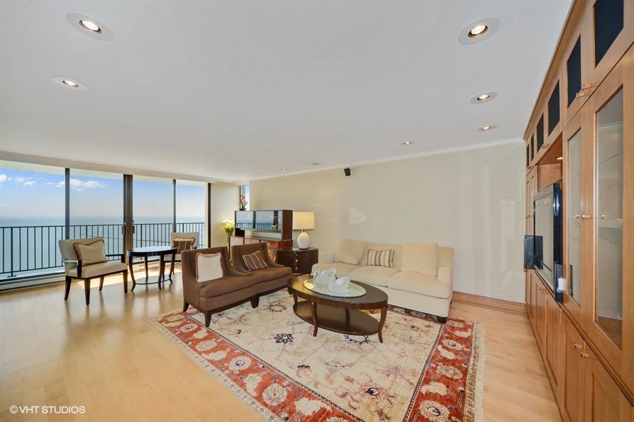 Gold Coast - 1212 North Lake Shore Drive Unit 33AS, Chicago, IL 60610 - Living Room