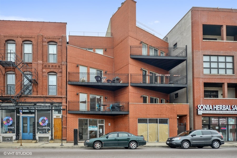 Wicker Park - 1621 West North Avenue Unit 2E, Chicago, IL 60622 - Front View