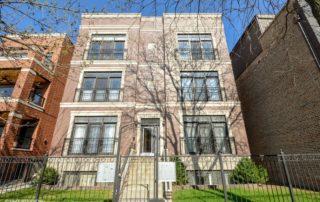 Roscoe Village - 3741 North Damen Avenue Unit 1S, Chicago, IL 60618 - Front View