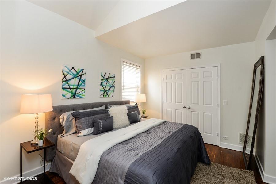 Tri-Taylor - 747 South Claremont Avenue Unit 4, Chicago, IL 60612 - Master Bedroom