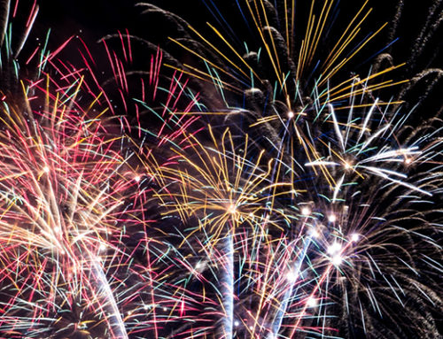 HUNTER'S NEIGHBORHOOD SPOTLIGHT: CHICAGO AND NORTH SHORE 4TH OF JULY FIREWORKS