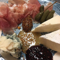 Cafe Marie-Jeanne Cheese Plate