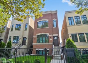 Logan Square - 2635 West Medill Avenue, Chicago, IL 60646 - Front View