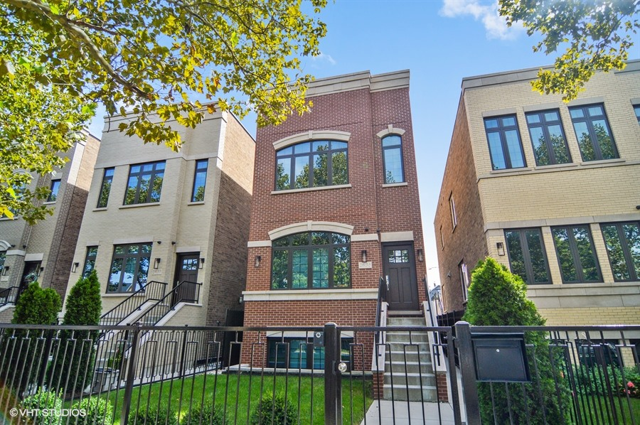 Logan Square - 2635 West Medill Avenue, Chicago, IL 60646 - Front View