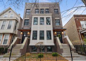 Bucktown - 1841 West Addison Street, Chicago, IL 60613 - Front View
