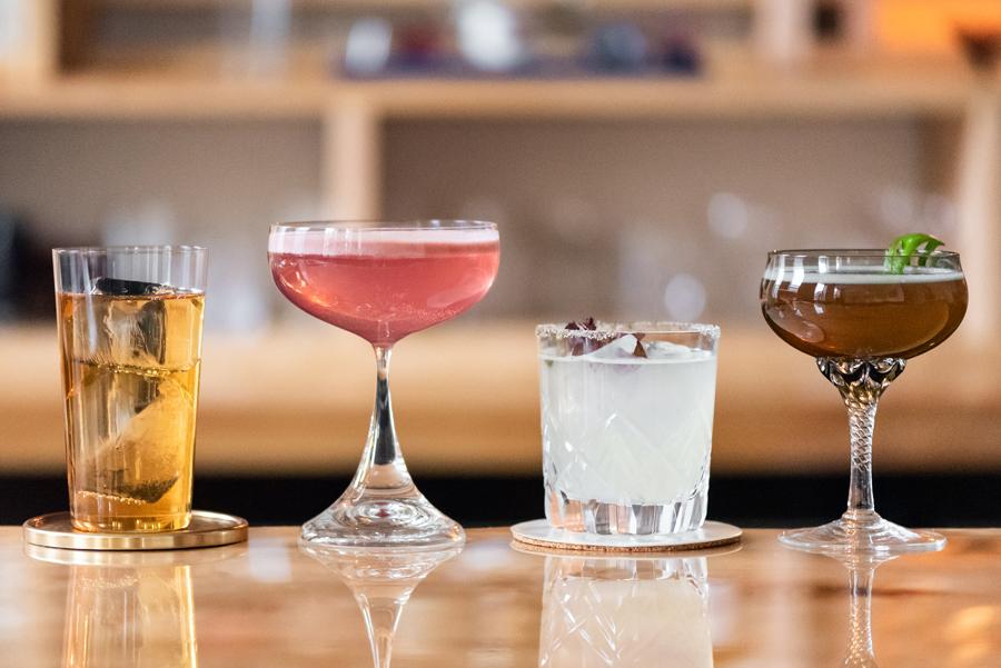 Kumiko Cocktails