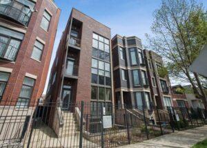 West Town - 1753 North Artesian Avenue Unit 1, Chicago, IL 60647 - Front View