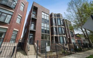 West Town - 1753 North Artesian Avenue Unit 1, Chicago, IL 60647 - Front View