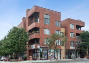 Logan Square - 2402 West McLean Avenue Unit 402, Chicago, IL 60647 - Front View