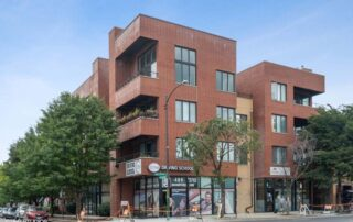Logan Square - 2402 West McLean Avenue Unit 402, Chicago, IL 60647 - Front View