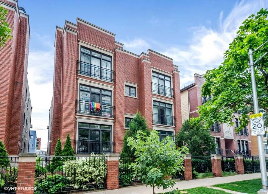 Uptown - 4853 North Winthrop Avenue Unit 1N, Chicago, IL 60640 - Front View