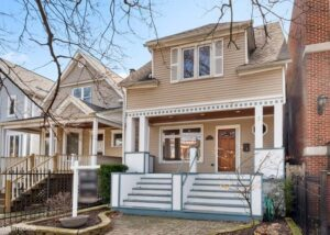 Roscoe Village - 1913 West Nelson Street, Chicago, IL 60657 - Front View