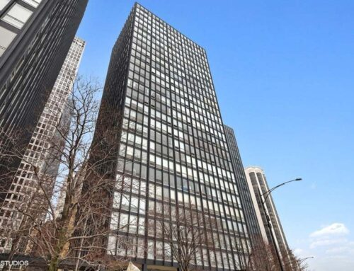 880 North Lake Shore Drive 17G