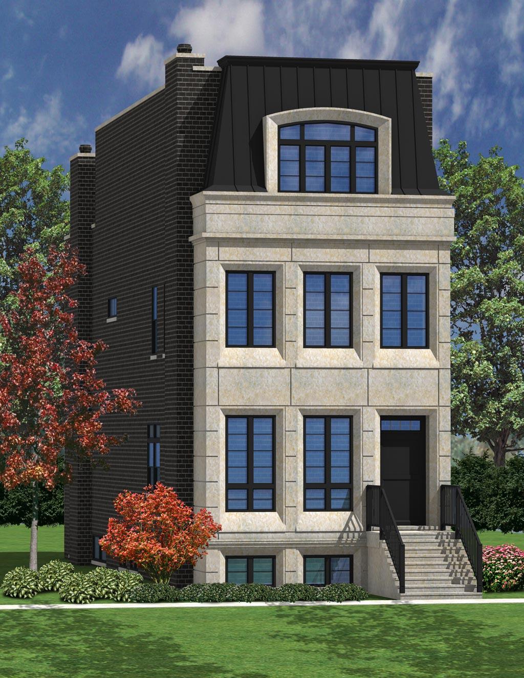 Lincoln Park - 2138 North Seminary Avenue, Chicago, IL 60614