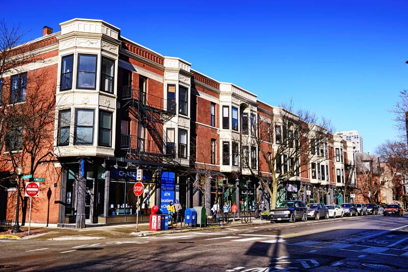 Old Town, Chicago, IL - Real Estate