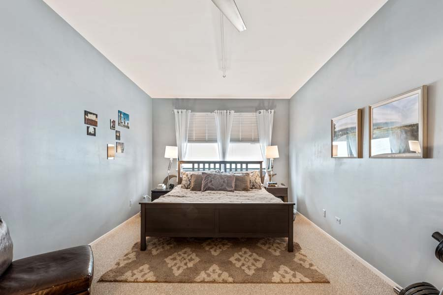 South Loop - 1801 S Michigan Ave Unit 204, Chicago, IL 60616 - Master Bedroom