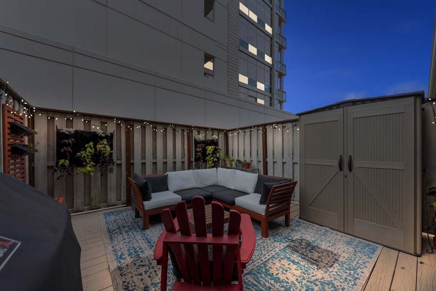 South Loop - 1801 S Michigan Ave Unit 204, Chicago, IL 60616 - Balcony