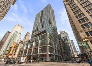 The Loop - 8 East Randolph Street Unit 1808, Chicago, IL 60601 - Front View